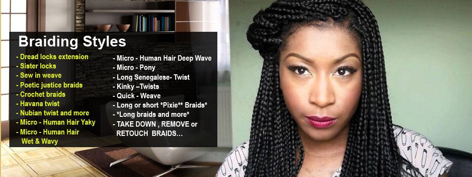 Cha Cha Hair Braiding In Tampa Fl 33647
